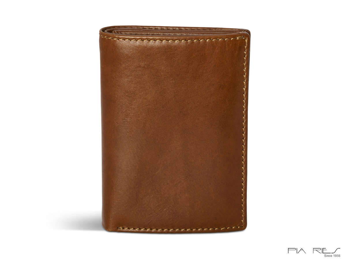 Ādas naudas maks PR701-11
